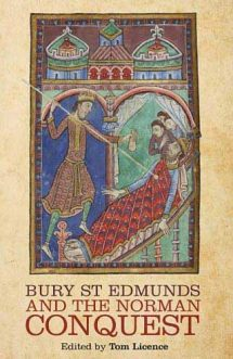 Bury St Edmunds and the Norman Conquest Front Cover