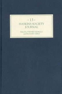 Haskins Society Journal Front Cover