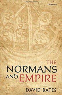 The Normans and Empire Front Cover