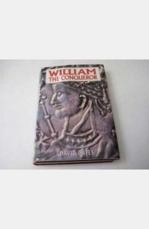 William the Conqueror First Edition Front Cover